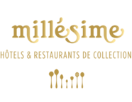 logo Millesime Hôtels et Restaurants de Collection