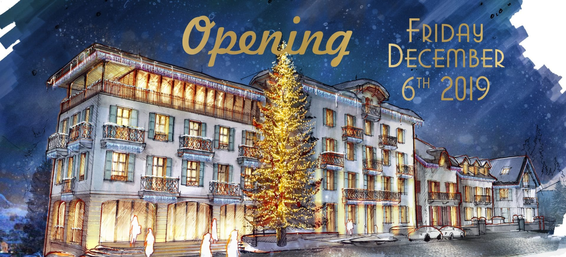 Opening Soleil d'or Megeve