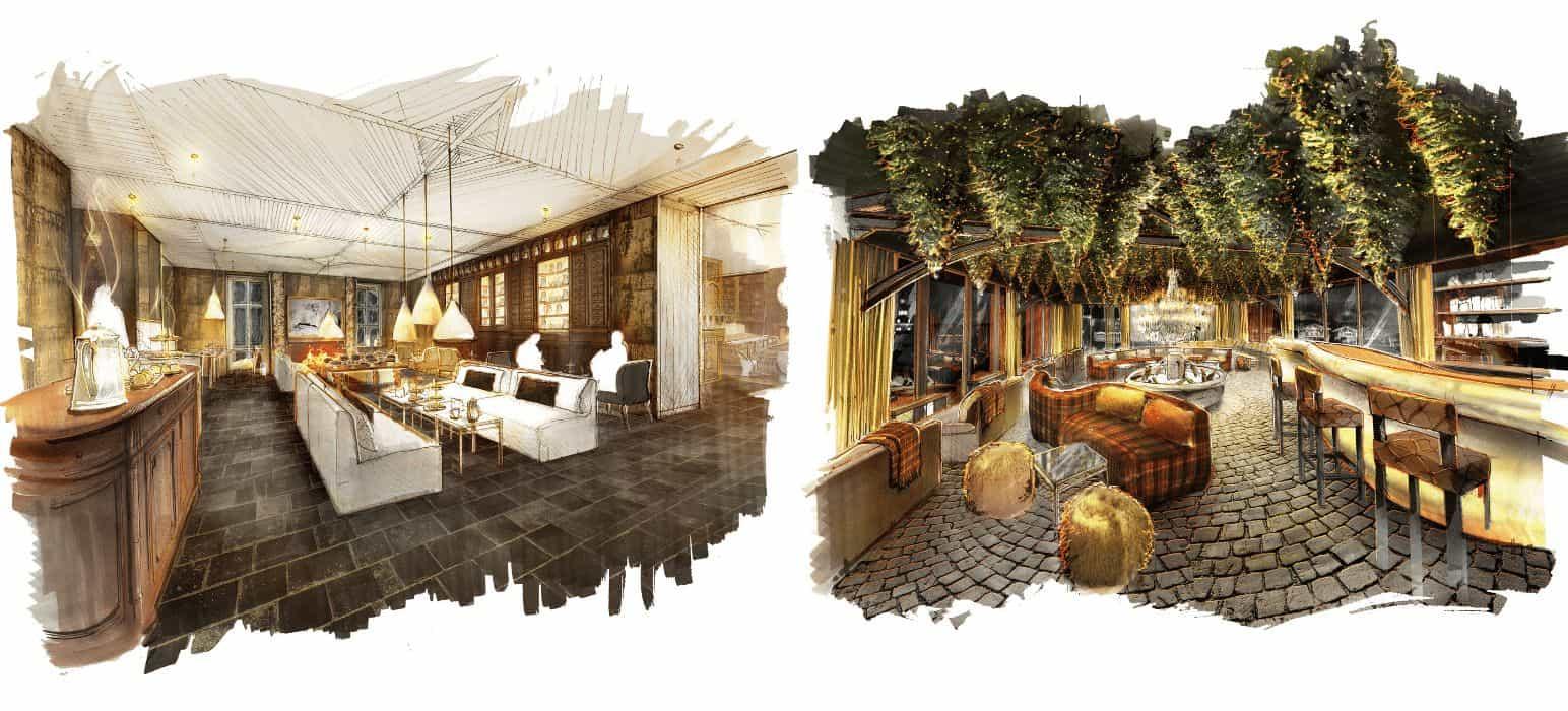 Restaurant bar et chocolaterie du Soleil d'Or