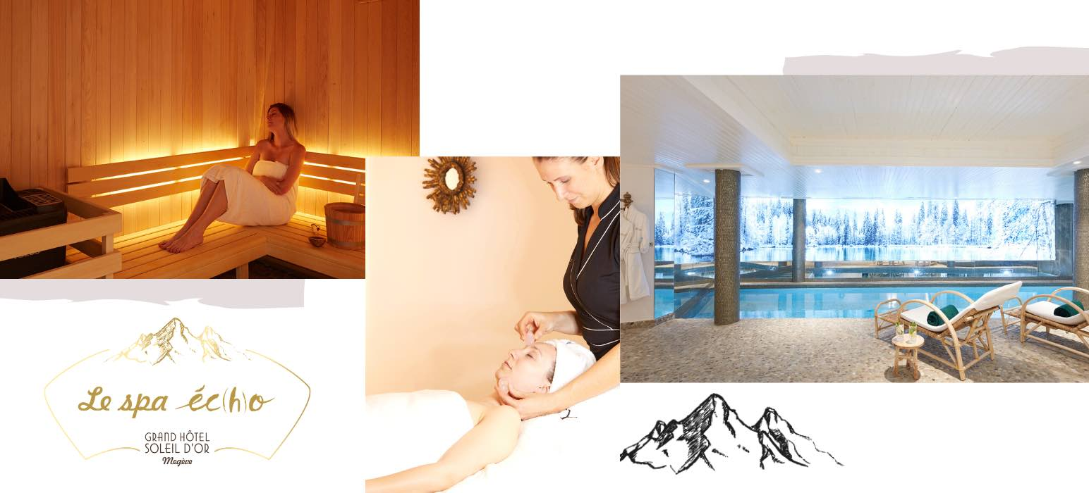 spa megeve luxe